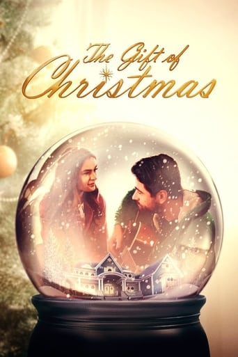 The Gift of Christmas Poster