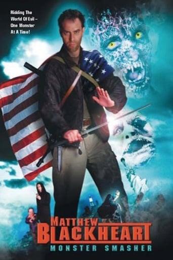 Poster of Matthew Blackheart: Monster Smasher