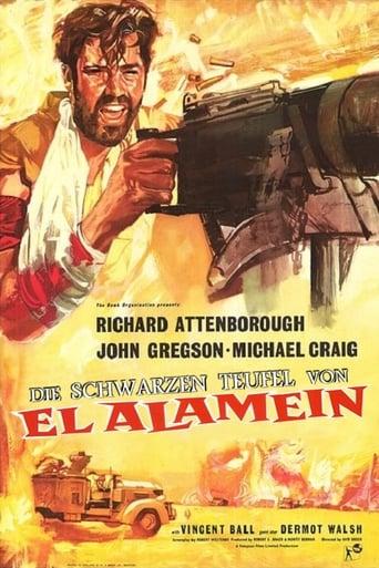 Die schwarzen Teufel von El Alamein