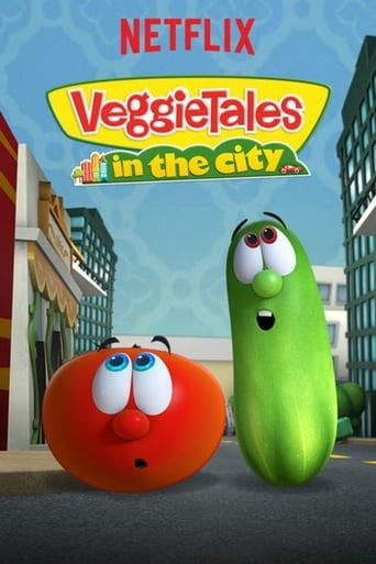 Poster of VeggieTales in the City