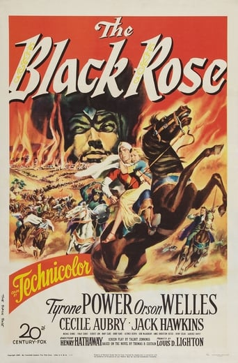 Poster of The Black Rose