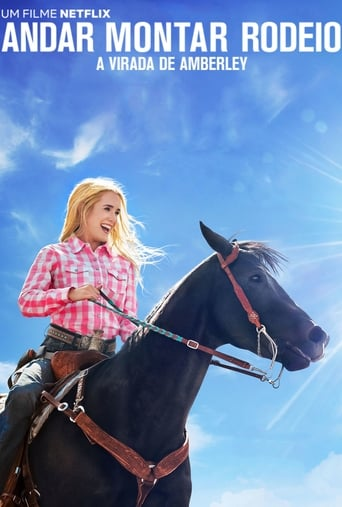 Andar Montar Rodeio - A Virada de Amberley - Poster