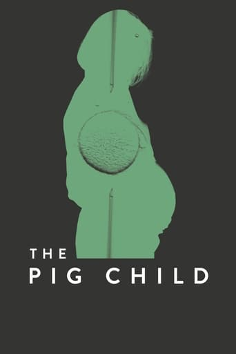 Poster of The Pig Child