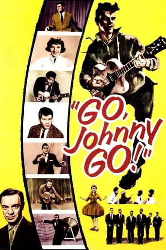 Poster of Go, Johnny, Go!