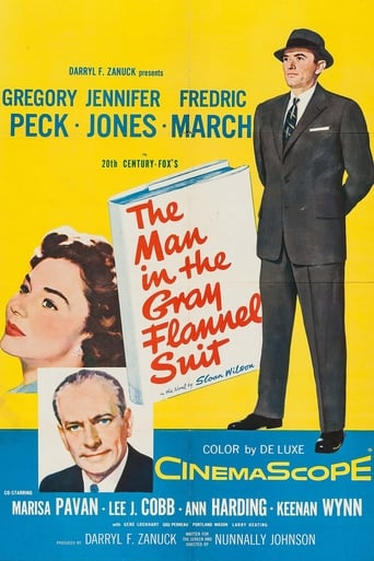 Poster of The Man in the Gray Flannel Suit