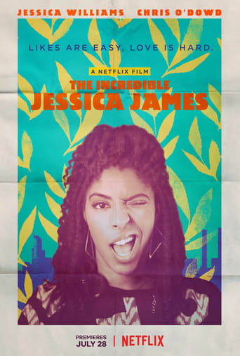 Poster of The Incredible Jessica James