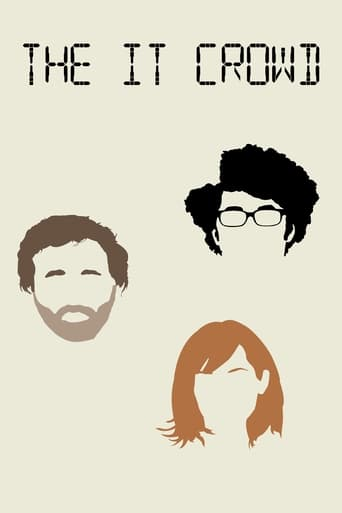 Poster of The IT Crowd (Los informáticos)
