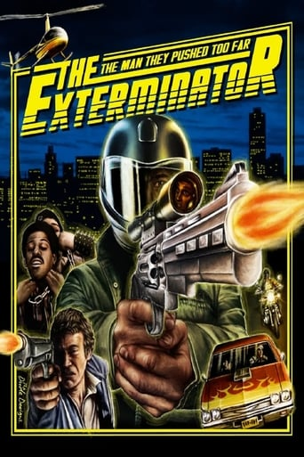 Poster of The Exterminator
