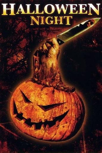Poster of Halloween Night