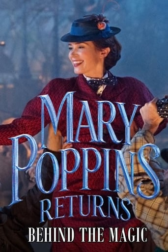 Poster of Mary Poppins Returns: Behind the Magic