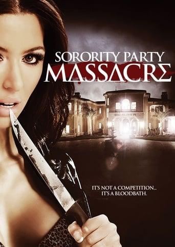 Poster of Sorority Party Massacre