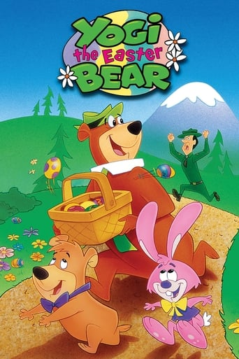 Poster of Yogi the Easter Bear