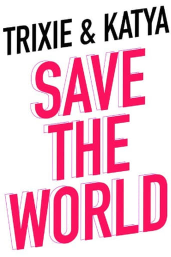 Poster of Trixie & Katya Save the World