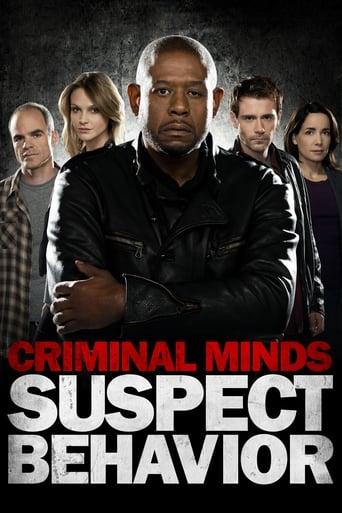 portada Mentes criminales: Conducta sospechosa