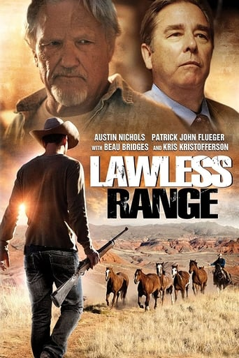 Poster of Lawless Range