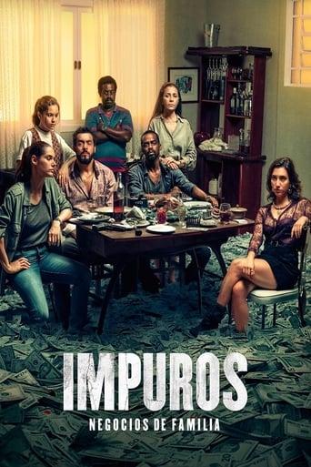Impuros 2ª Temporada - Poster