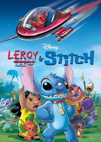 Poster of Leroy & Stitch