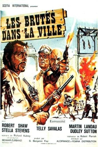 Poster of Les Brutes dans la Ville
