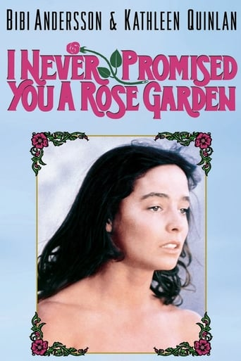 I Never Promised You a Rose Garden - Poster