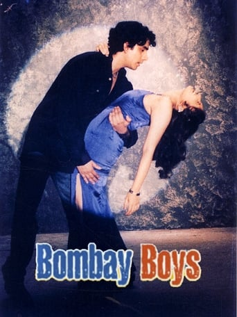 Poster of Bombay Boys