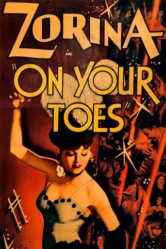 Poster of On Your Toes