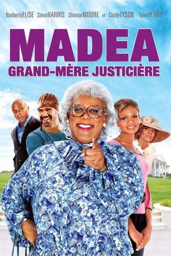 Poster of Madea, grand-mère justicière