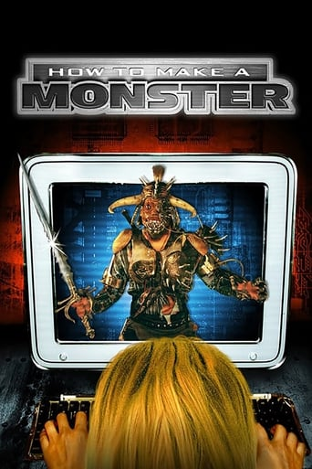 voir film How to Make a Monster streaming vf