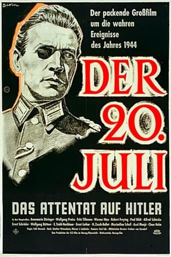 Poster of The Plot to Assassinate Hitler