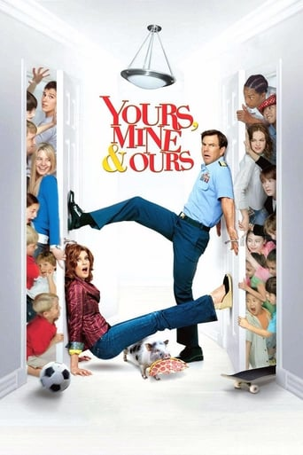 Poster of Yours, Mine & Ours