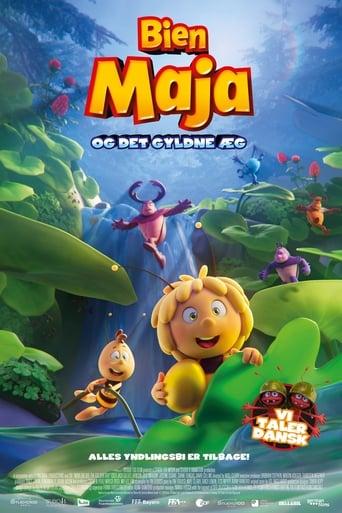 Bien Maja 3 - Det gyldne æg