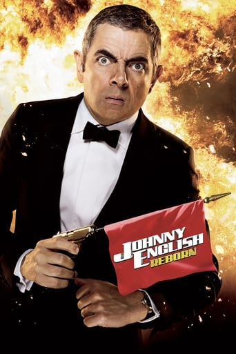 Poster of Johnny English Reborn