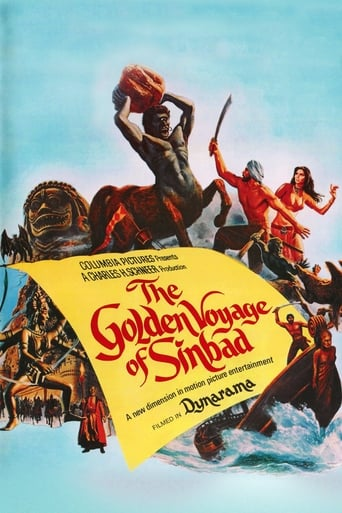 The Golden Voyage of Sinbad Poster