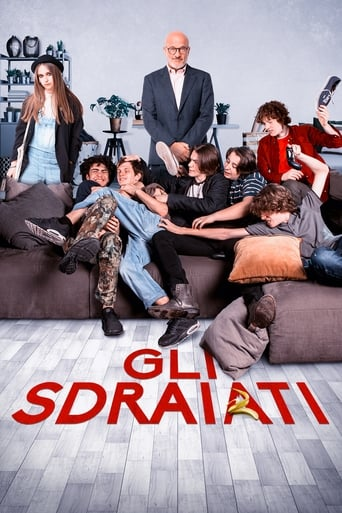 Poster Os Largados Torrent (2018) Dublado BDRip – Download