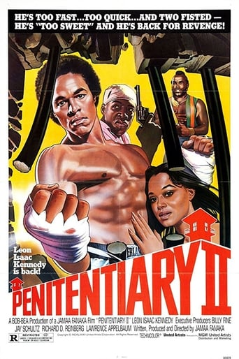 Poster of Penitentiary II