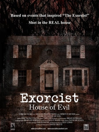 Poster of Exorcist House of Evil