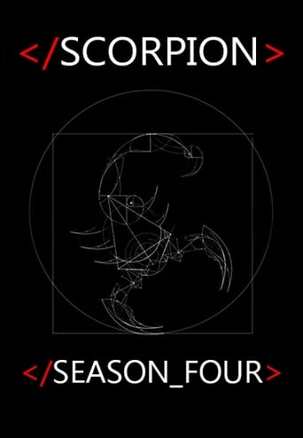 Skorpionas / Scorpion (2017) 4 Sezonas EN žiūrėti online