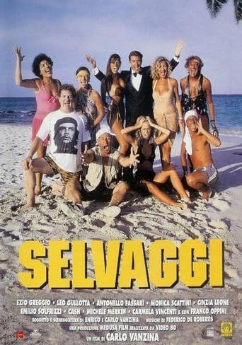 Poster of Selvaggi