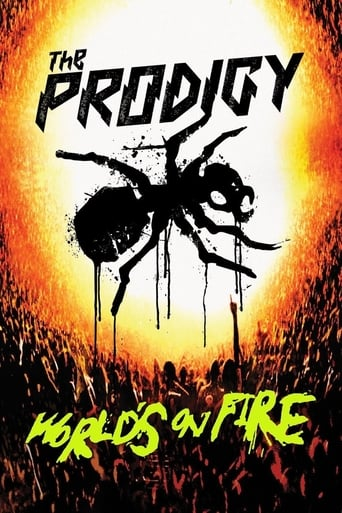 The Prodigy: World's On Fire Movie Poster