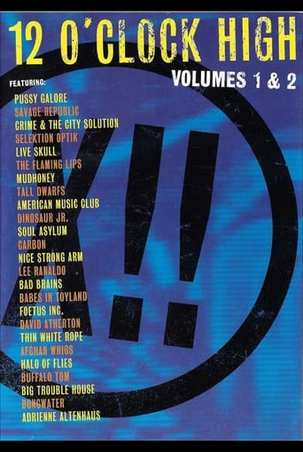 Poster of 12 O'Clock High: Volumes 1 & 2