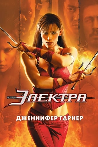 Poster of Электра