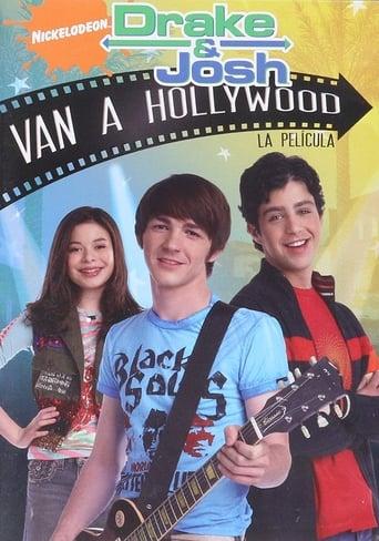 Poster of Drake y Josh Van a Hollywood
