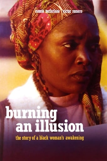 Poster of Burning an Illusion