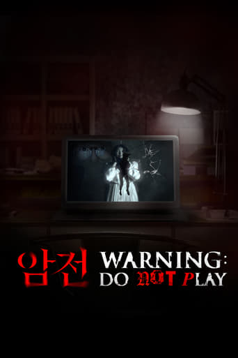 Poster of Warning: Do Not Play