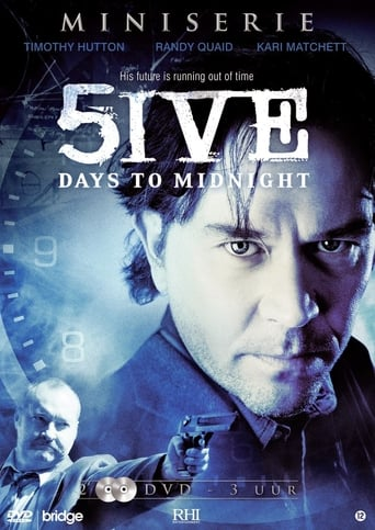 Poster of 5ive Days to Midnight