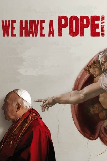 Poster of We Have a Pope