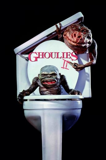 Poster of Ghoulies II
