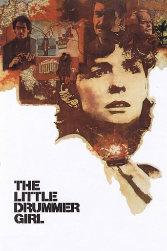 Poster of The Little Drummer Girl