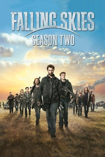 Falling Skies 2ª Temporada - Poster