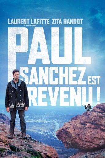 Poster of Paul Sanchez is Back!