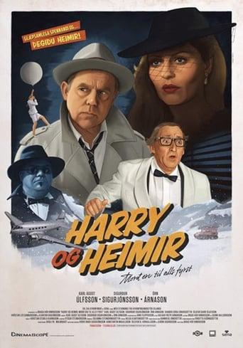 Poster of Harrý & Heimir: Morð eru til alls fyrst